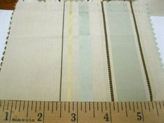 Discount Fabric Robert Allen Catesby Stripe Frost RA444