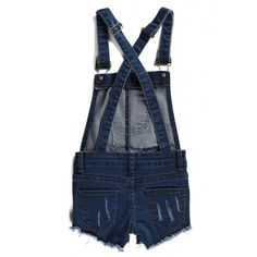 Denim Overalls - Buckets and Spades