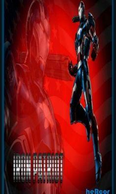 Fondo iron patriot avengers allian para celular