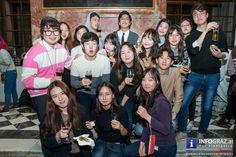 Bürgermeister Nagl empfängt Auslandsstudentinnen und Auslandsstudenten - 035