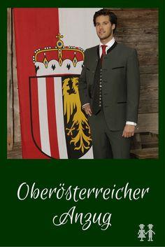 So sieht der Oberösterreicher Anzug aus.