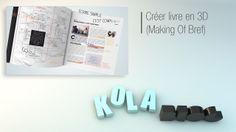 MagicBook     Tutoriel Cinema 4D : Créer un livre en 3D