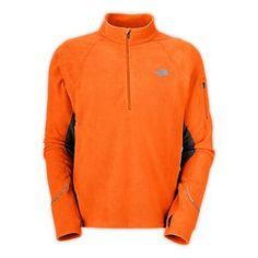 The North FaceMen'sShirts & SweatersMEN'S TKA 80 HYBRID 1/2 ZIP  Size XXL