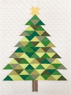 Адвент календарь и Рождественская елка Бумага кусочкам | Craftsy