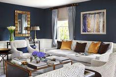 O luxo e a sofisticação numa linda e simpática casa de campo
