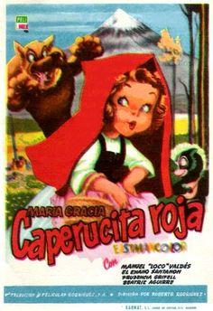 Caperucita roja (1960) de Roberto Rodríguez - tt0053693