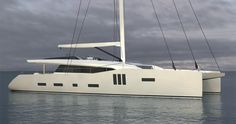 Dixon Yacht Design | Lagoon 100