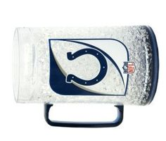 Indianapolis Colts Monster Crystal Freezer Mug