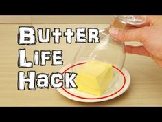 This Life Hack Will Give You Spreadable Butter Every Time