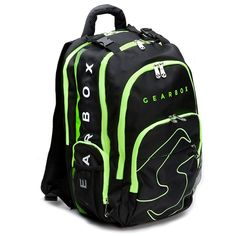 Gearbox Prism Backpack – Black/yellow