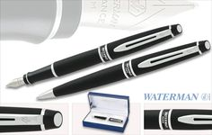 Waterman - The worlds finest writing instrument