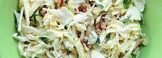 Surówka Coleslaw z młodej kapusty, ananasa i orzechów włoskich | Blog | Kwestia Smaku