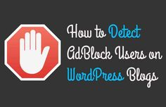 How to Detect AdBlock Users on WordPress Blogs