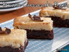 Cheesecake or brownies: how are you supposed to decide? Well, with our rich, decadent recipe for Brownie Cheesecake Bars, you don't have to! Impress your sweetie with a Valentine's Day dessert recipe that celebrates the best of your favorite sweets.