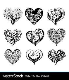 Feminine Cross Tattoos | Tattoo Mozilla: tattoo hearts