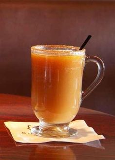 Hot Buttered Cider - just YES