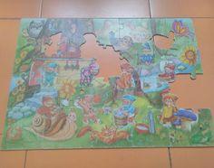 Puzzle enanitos (que pena que se perdieran unas piezas)