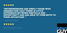 Entrepreneurial Motivation #QuoteOfTheDay