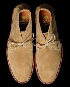 Alden-Desert Boot