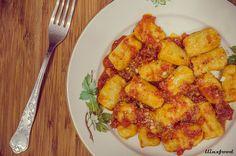 Ñoquis de patata con salsa de tomate casera | llinxfood