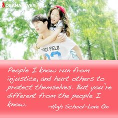 Enjoy young love? Watch the adorable series High School — Love On on DramaFever