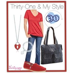 Thirty-One & My Style www.thirtyonegifts.com
