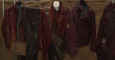 Guardians of The Galaxy, Star-Lord, Peter Quill costume inspiration