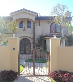 Custom Built two story home, Sherman Oaks, Ca