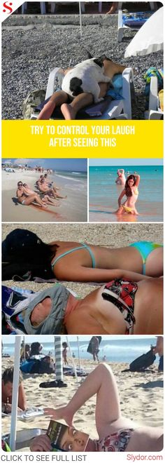 Try To Control Your Laugh After Seeing These Epic Beach Fails #funnypictures #funnypic #board #humour #humor #beach #beachfail #beachlife #beachday #fun