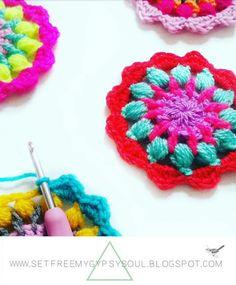 Mini Mollie Mini Mandalas | FaveCrafts.com