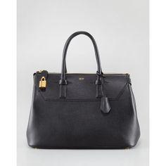 Tom Ford Medium Petra Bag ($2,990) via Polyvore
