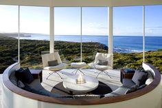 Southern Ocean Lodge, Kangaroo Island, Australia.