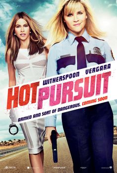 Hot Pursuit (2015) - Poster #1