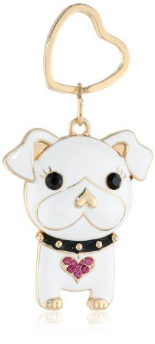 """Betsey Johnson """"Holiday Boxed"""" Gift Box with Dog Key Chain Betsey Johnson,http://www.amazon.com/dp/B00CXV1RTW/ref=cm_sw_r_pi_dp_L7S0sb1M12Q2Y7A8"""