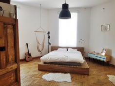 My Bedroom (Dana Rogoz) Minimalist Living, Studio Apartment, Art Nouveau, Minimalism, Interior Design, Bedroom, Modern, Furniture, Home Decor