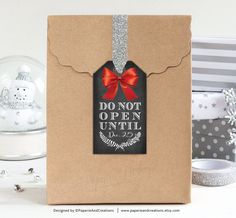Christmas Tags Printable - Gift Tags - Instant download