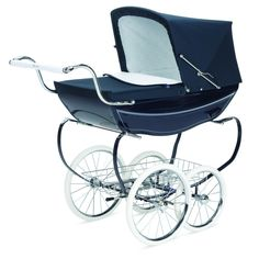 Silver Cross Doll Pram - I had one just like this. I didn't have a lot of toys but my baby dolls went first class.