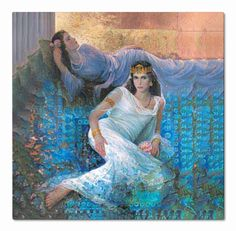 Sissy Cambis - Queen of Persia and the Mother of Darius III