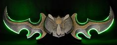 World of Warcraft: Illidan's Warglaive of Azzinoth - by Punished Props