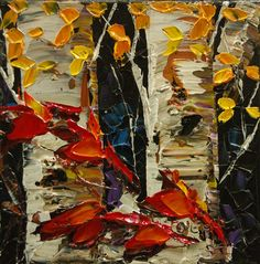 View and buy this Acrylic on Canvas Painting by Maya Eventov