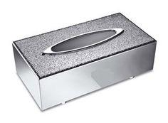 Luxdeco: Discover Zodiac - Swarovski Tissue Box £1,200.00 !!!