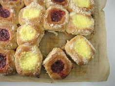 Kolache recipe - strawberry and cream cheese filling