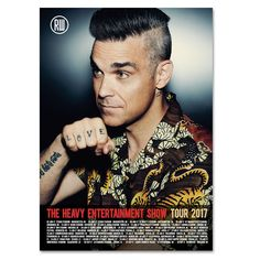 Robbie Williams, Tours, Entertaining, Movies, Movie Posters, Fancy, Songs, Singers, Films