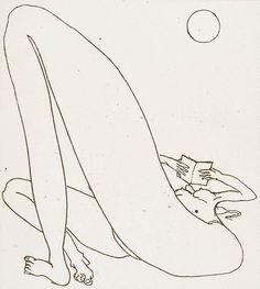 """""A DAY AT BONDI"""" (1984), etching, black ink on white woven paper, 20.0 x 18.0 cm platemark; 24.0 x 22.0 cm sheet. Bondi was one of…"