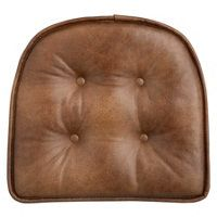 Faux Leather Chair Pads Bar Stool PadsLeather ChairsDining Rooms