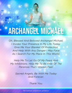 Archangel Prayers, Archangel Uriel, Archangel Michael, Healing Words, Prayers For Healing, Arch Angels, Angel Healing, Angel Guide, Angel Quotes