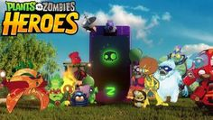 Plants vs. Zombies Heroes: A Hearthstone Clone in a Clash Royale Age