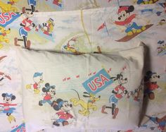 Embroidery Sporting Vintage Unused French Hand Crochet Insert Snow-cotton Large Pillowcase 77 X 75cm