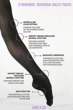 89f4a43dd8024 16 Best Ballet tights images | Ballet leotards, Ballet tights, Yoga