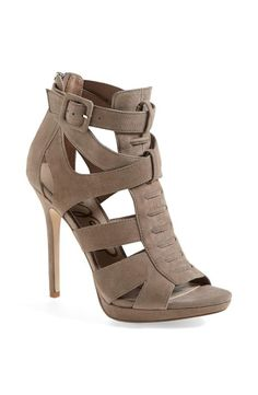 Adding these Sam Edelman cage sandals to my wish list!